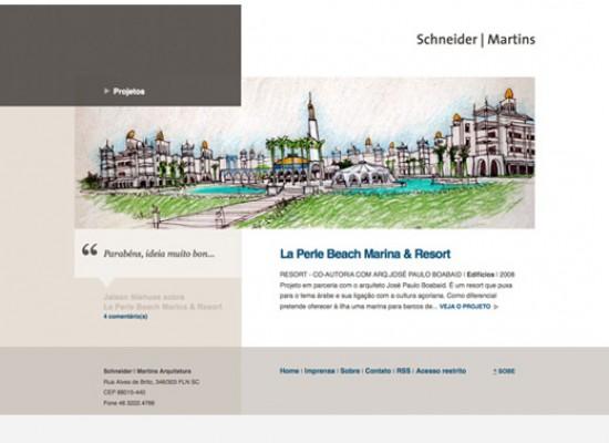 Schneider & Martins Arquitetura